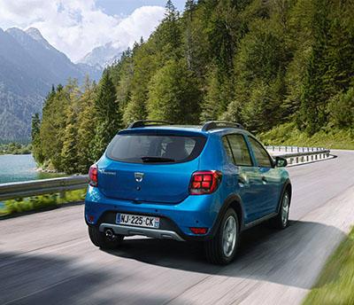 Dacia Sandero Stepway TCe 100 GPL