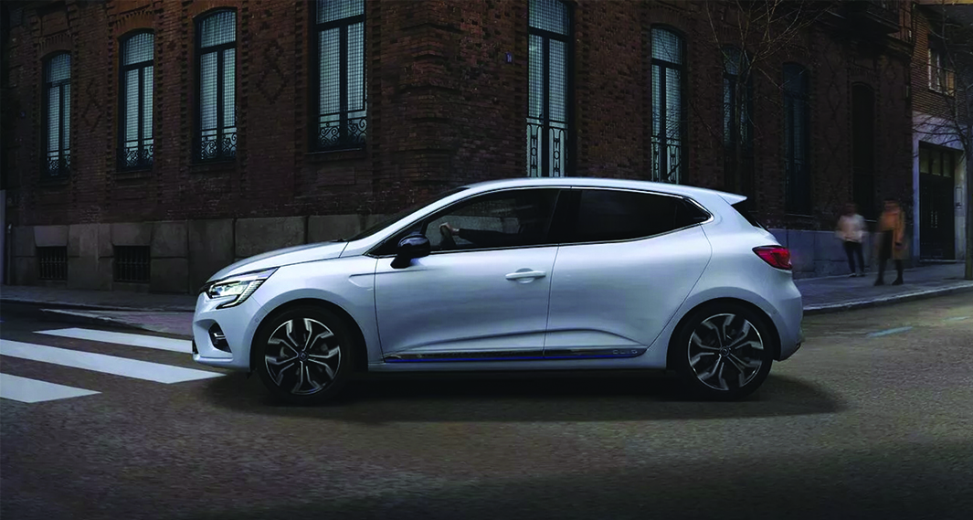 Noul CLIO E-TECH Hybrid