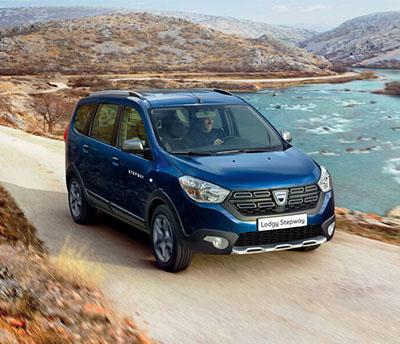 Dacia Lodgy Ambiance Blue dCi 95